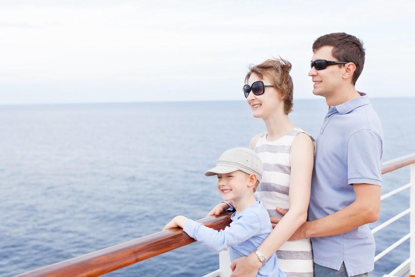 Cruise, Schiff, Meer, Urlaub