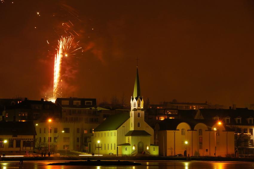 Silvesterreise Reykjavik Island
