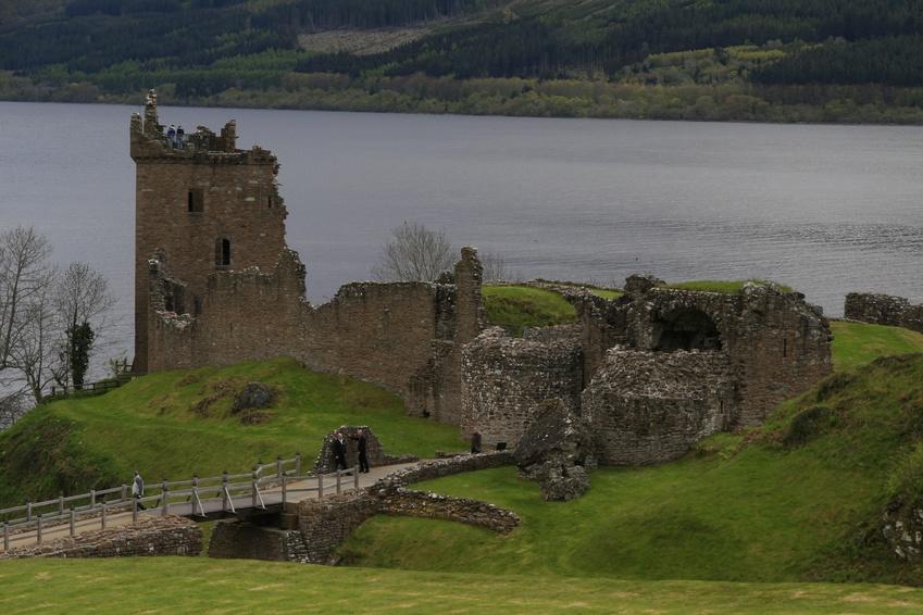 Schottland, Nessie, Highlands