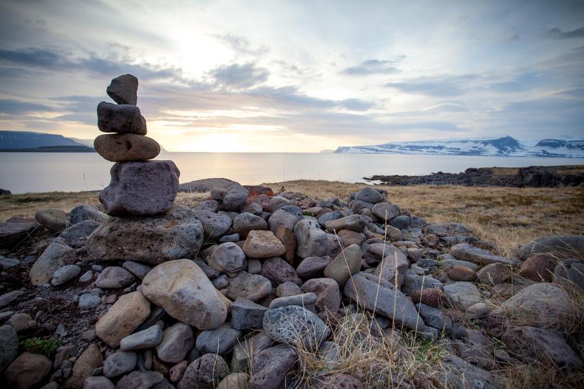 Vulkaninsel, Elfen, Trolle, Fjord