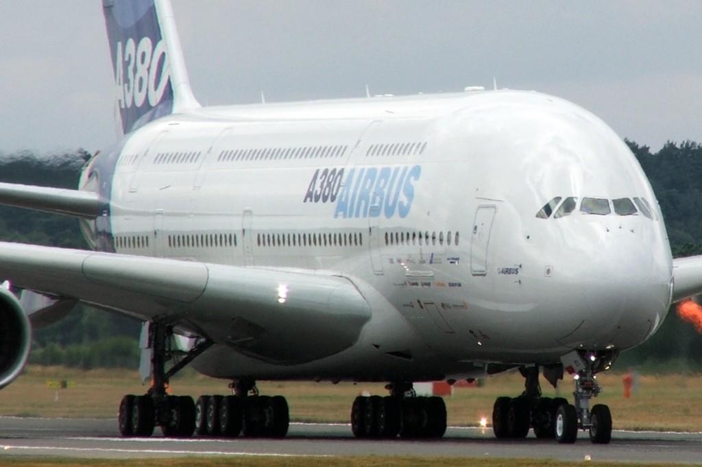 Der Airbus A380 gilt als Luxusschlitten unter den Flugzeugen